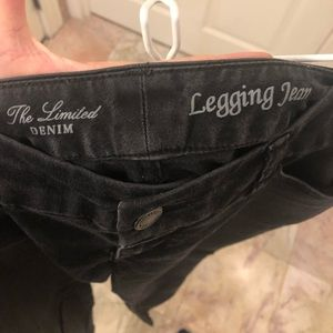 The Limited Denim, Legging Jeans, VGUC